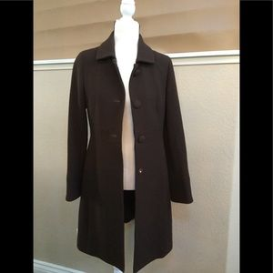 Firm Price.  J Crew Walking Coat